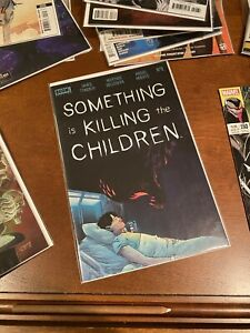 Something Is Killing The Children #9 First Print VF