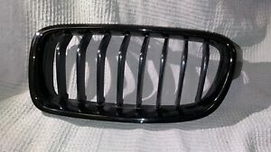 BMW Original M Performance Black Gloss Kidney Grille Left F30 F31 328i 330i 340i