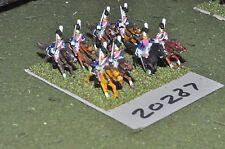 15mm napoleonic dutch belgian cavalry 8 cavalry (as photo) {10} (20287)