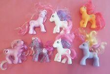 vintage retro my little pony job lot
