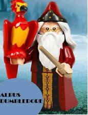 LEGO Harry Potter Series 2 Minifigure HP Albus Dumbledore Fawkes #2 SEALED NEW