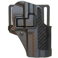 BLACKHAWK CQC SERPA Holster Fits Beretta PX4 Right Carbon Fiber Black 410028BK-R