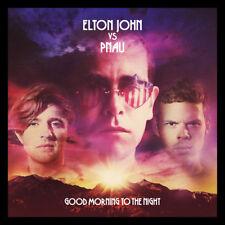 """ELTON John VS PNAU-buon giorno per la notte (12"""") NUOVO Vinile Record Store Day"""
