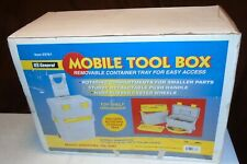 BRAND NEW Rolling Mobile Tool Box W/Storage US GENERAL 03761 Harbor Freight