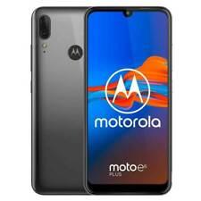 Motorola moto e6+ 32GB Smartphone silber/grau, Android 9, Dual-SIM, HD+ Handy