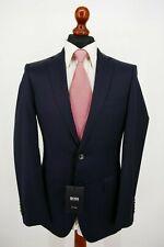 Hugo Boss Tailored Anzug Gr.90 (= Gr.46 lang) Reine Schurwolle NEU mit Etikett