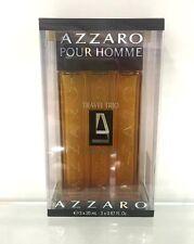Azzaro Pour Homme OLD FORMULA Travel Trio EDT 3 x 20ML Spray New & Rare