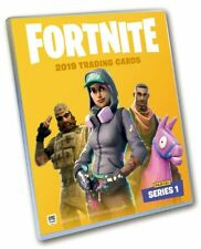 Panini Fortnite  Serie 1 Trading Cards   Sammelmappe Mappe Binder Neu