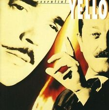 YELLO - ESSENTIAL NEW CD