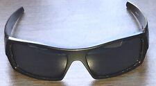 OAKLEY GASCAN Black w/Smoke Lenses and Wiley-X Case