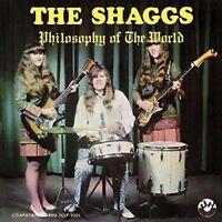 THE SHAGGS - PHILOSOPHY OF THE WORLD   VINYL LP NEW+