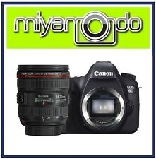Canon EOS 6D Body with 24-70mm F4L Lens Kit