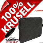 """Krusell Uppsala 10"""" Tablet Manica Cover Custodia Per 10.1"""" Apple iPad 2 3 4 Air"""