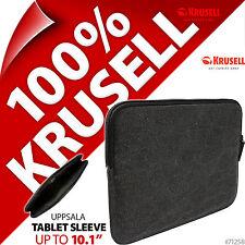 """Nuevo Krusell Uppsala 10 """" Tablet Sleeve Funda Protectora se ajusta de 10.1 """"Apple Ipad 2 3 4 Aire"""