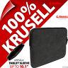 """Krusell Uppsala 10"""" Pochette De Tablette Étui pour 10.1"""" Apple iPad 2 3 4 Air"""