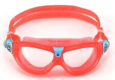 PINK Girls AquaSphere Swim Mask SEAL KID Special Needs Goggle Pool Beach 175320