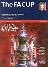* 2003 FA CUP SEMI-FINAL - ARSENAL v SHEFFIELD UNITED *