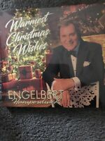 Engelbert Humperdinck - Warmest Christmas Wishes [CD] New Sealed Digipak