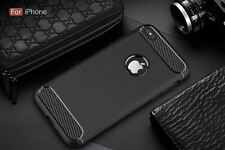 Luxury Ultrathin Shockproof Hybrid 360 Case Cover for Apple iPhone X 8 7 6s Plus Clear iPhone SE