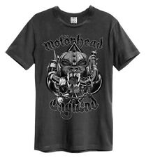 Motorhead 'Snaggletooth Crest' T-Shirt - Amp   - NEW & OFFICIAL!