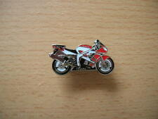 Pin Anstecker Yamaha YZF R6 / YZF-R6 weiß/rot Motorrad Art. 0761 Bike Moto