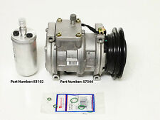 1997-1999 DODGE NEON, 1997-1999 PLYMOUTH NEON A/C COMPRESSOR KIT WITH WARRANTY.