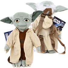 "Star Wars Yoda Plush Backpack Custume Bag -16"" (Kids to Adults)"