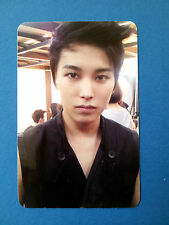 Super Junior M Perfection Photo Card Official Photocard ( Korean Press) SUNGMIN