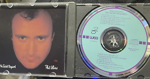 Phil Collins No jacket required 1st France pressing Target cd MPO