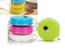 MINI 1.5m Retractable Tape Ruler Measure Sewing Cloth Dieting Tailor Portable