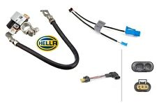HELLA IBS Battery Management Sensor with adapter cables for BMW 3, 5, X5, X6