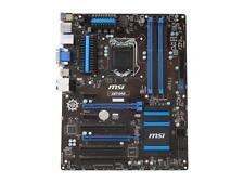 MSI Z87-G43 LGA 1150 Intel Z87 HDMI SATA 6Gb/s USB 3.0 ATX #EB010-012