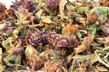 Red Clover, Dried Herbs, Rabbit Treats, Degu Reptile Tortoise Food BEST QUALITY