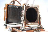Vintage Wista 45 4x5 Wood Large Format Field Camera