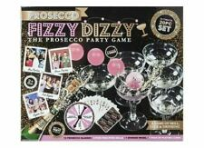 Prosecco Fizzy Dizzy Party Skill Luck Game & Drinking Ping Pong Glass Ball 20 pc