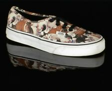 99c3f066ad9196 Vans Womens ASPCA Cats Sneakers Size 5.5M Lace Up Canvas Kitten Skate Shoes