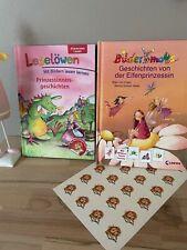 2 Bücher Bildermaus Geschichten von der Elfenprinzessin LESELÖWEN Prinzessinenge