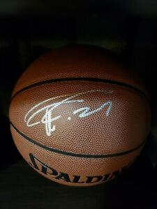 Tim Duncan Signed Ball