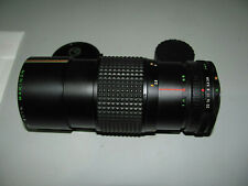 "Makinon Zoom 75-150mm lens & Case Pentax Super A Mount Tested In ""VGWO"""