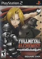 Full Metal Alchemist and the Broken Angel PS2 New Playstation 2