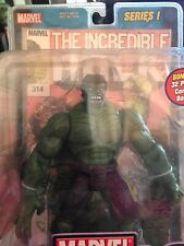 2002 Toy Biz Marvel Legends Series 1 The Incredible Hulk