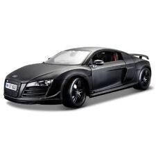 Coches, camiones y furgonetas de automodelismo y aeromodelismo GT Audi de escala 1:18
