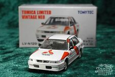 [TOMICA LIMITED VINTAGE NEO LV-N129a 1/64] MITSHBISHI GALANT VR-4 RS (White)
