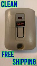 CLEAN LINEAR GARAGE DOOR OPENER REMOTE CLICKER TRANSMITTER EF4 MICRO-10
