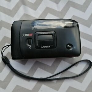 [TESTED] POLAROID 3000AF 35mm Panoramic Film Camera Diopter DX Film  LOMOGRAPHY