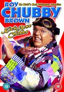 Roy Chubby Brown: Kick Arse Chubbs DVD (2006) Roy 'Chubby' Brown cert 18