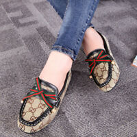 Casual Women's Flats Printing Loafers Tassel Driving Moccasins Comfort Shoes New