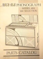 Rock-Ola Model 464- Parts Catalog
