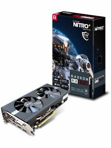Video card Sapphire RX570 Nitro+ 4GB