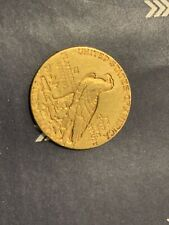 1911- US $5 INDIAN HEAD HALF EAGLE FIVE DOLLARS GOLD COIN $5